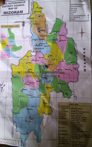 Mara_District_Map